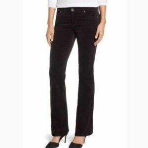 Kut from the Kloth Black Farrah Baby Bootcut Jeans